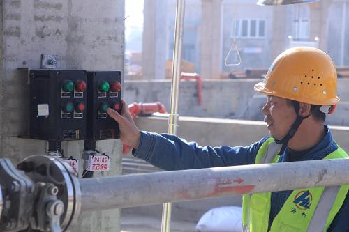 葡京线路检测中心网址贵溪公司新区一期项目试产圆满成功